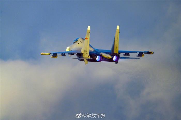 搏击长空!南部战区空军航空兵某旅实战化训练掠影